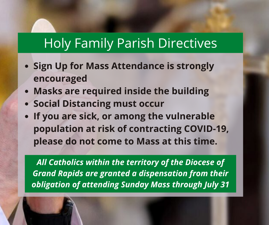 HF parish directives